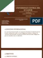 Grupo n2 Convenios Internacionales