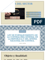ADITORÍA DEL SECTOR PÚBLICO