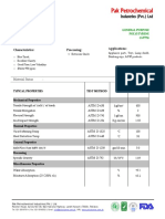 Data Sheet GP 550P