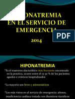 hiponatremia