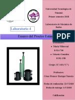 Lab 4 de Suelo (PROCTOR)