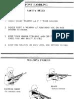 USMC Rifle Marksmanship Data Book