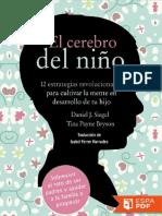 El Cerebro Del Nino Daniel J Siegel PDF
