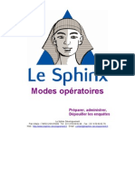 Sphinx Documentation