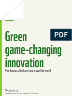 Green Game Change Report