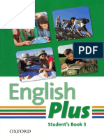 Wetz Ben Pye Diane English Plus 3 Student Book