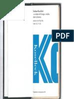 Koselleck-Los Estratos Del Tiempo