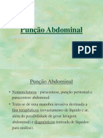 Paracentese Abdominal