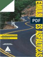 56814989 Manual Basico de Emulsiones Asfalticas MS Nº 19