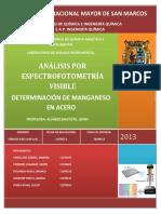 Análisis Por Espectrofotometría Visible (2)