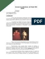 Abordaje Nutricional en el Síndrome de Prader Willi.
