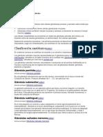 Fisiologia de Las Glandulas Salivales