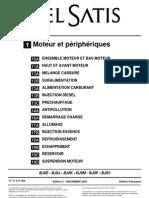 Document Renault Moteur VelSatis