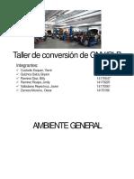 Taller de Conversion a GNV (2)