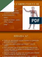 Fiziologia AP. Cardio-Vascular