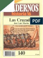 Cuadernos de Historia 16 140 Las Cruzadas 1985.pdf