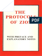 Marsden Victor Emile - The Protocols of Zion