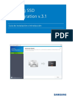 Samsung SSD Data Migration User Manual (SPA) v.3.1