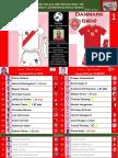 VM Grupp C 180616 Peru - Danmark 0-1