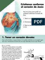 Corazón Como Jesús