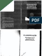 LANGRIDGE, D. Classificação - Abordagem Para Estudantes de Biblioteconomia