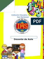Carpeta Pedagogica de Primaria