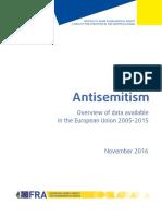 Fra 2016 Antisemitism Update 2005 2015en