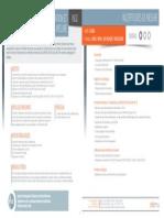 Deltamu - Programme de La Formation IN02