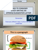 Writing an ECCE Opinion Essay