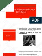 Aula 01 Processos de Desenvolvimento de Software