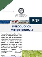Unidad 1 Introduccion Microeconomia
