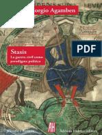 Agamben,Giorgio - Stasis. La guerra civil como paradigma político. Homo Sacer II. 2.pdf