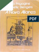 4. a NOVA ALIANÇA (Prigogine e Stengers)