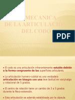 Biomecanica Del Codo - Exposiscion Final