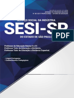 Apostila SESI 2017