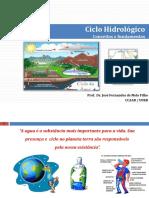 03 CICLO HIDROLÓGICO