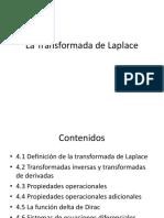1.- Transformada de Laplace 28070