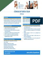 Programa Tecnicas Tejido a Telar PDF 194 Kb