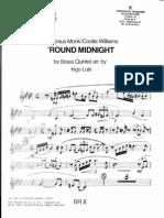 Round About Midnight - Quintet