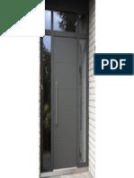 Modelo de Puerta 1