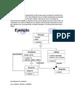 Diagramas de Clase y Objeto