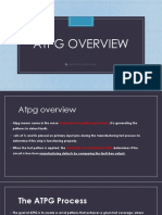 Atpg Overview