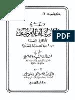 منهج الإمام ابن أبي العز الحنفي وآراؤه في العقيدة من خلال شرحه للطحاوي