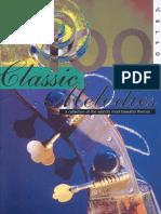100 Melodias Clasicas Para Violoncello