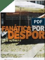 """Raquel Sampaio em entrevista ao jornal """"O Jogo"""""""