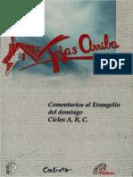 CALIXTO, Tejas arriba. Comentarios al Evangelio del Domingo. Ciclos A, B, C., Paulinas, 2001.pdf