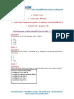 exam 300-115 Exam Dumps (51-100)