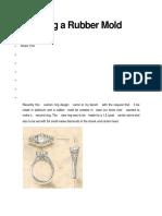 Creating a Rubber Mold moldes caucho.docx