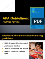 2010 a Pa Guidelines Pp t