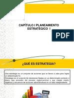 DIFERENCIAS SUSTANCIALES ENTRE LOS PLANES ESTRATÉGICOS I Y II Y LAS DIFERENCIAS DE AMBOS CON EL PLAN OPERATIVO Y EL PRESUPUESTO.ppt